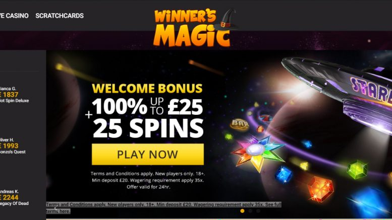 new casino sites UK no deposit bonus 2020